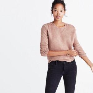 Madewell Milestone Pullover Sweater